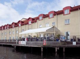 Clarion Collection Hotel Packhuset, hotell i Kalmar