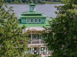 Aqua Hotel Volzhskaya Zemchuzhina