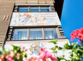 Sporthotel Unser Loisach, Hotel in Lermoos