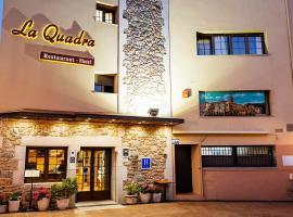 Hotel-Restaurante La Quadra