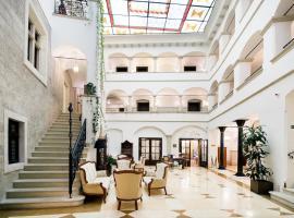 Viesnīca Arcadia Boutique Hotel Bratislavā