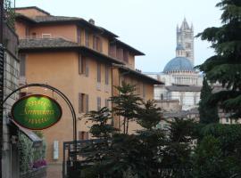 Albergo Chiusarelli, hotel in Siena