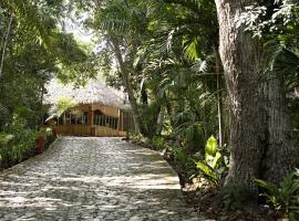 Hotel Jungle Lodge Tikal