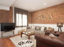 Enjoybcn Fira Apartment