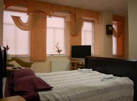 Viesnīca Hotel Luiize Jēkabpilī
