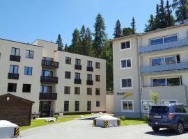 Hotel Stille, hotel a Sankt Moritz