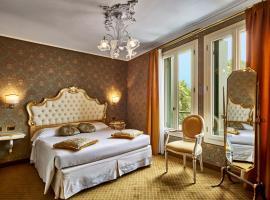 Hotel Gardena, hôtel à Venise
