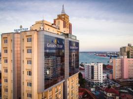 達累斯薩拉姆金鬱金香市中心酒店