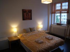Happy8 – hotel w pobliżu miejsca Przystań jachtowa Marina Gdynia w mieście Gdynia