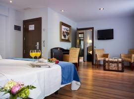 Hotel 40 Nudos, pet-friendly hotel in Avilés
