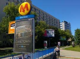 Rent0nline Niepodleglosci Rooms Metro