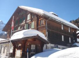 Hotel Alpenrose Saxeten