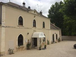 Hôtel-Restaurant Le Prieuré