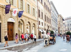Hotel Milù, hotel di Florence