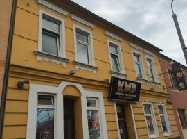 Hostel Klub malých pivovarů – hotel w pobliżu miejsca Čtyři Dvory Shopping Mall w Czeskich Budziejowicach