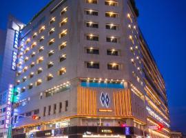 Twinstar Hotel, hotel in Taichung