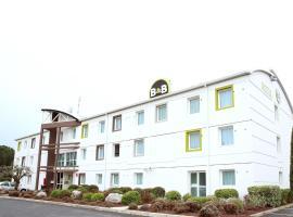 B&B Hôtel Béziers, hotel in Villeneuve-lès-Béziers
