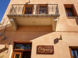 Odyssey Studios, self catering accommodation in Chania Town
