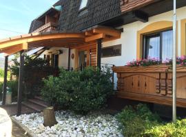 Penzion Tavcar, hotel near BTC City, Ljubljana