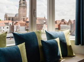 Hotel Portinari, hotel near Boudewijn Seapark, Bruges