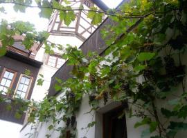 Hotel Toscana, hotel in Naumburg