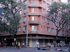 Estoril Hotel, hotel in Belo Horizonte