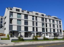 Apartamentos Ababides Playa, hotel en Baiona