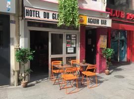 ホテル デュ グローブ