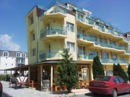 Family Hotel Meteora, hotel v Primorsku