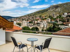 Hotel Kapetanovina, hotel u Mostaru