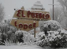El Pueblo Lodge, hotel near Rio Grande Gorge Bridge, Taos