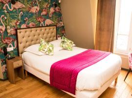 Excelsior Batignolles, ξενοδοχείο σε 17ο διαμ., Παρίσι