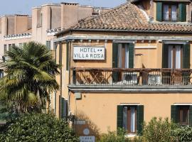Hotel Villa Rosa, hotel in Venice