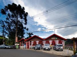 Pousada Sabor da Serra, hotel in Visconde De Maua