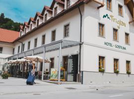 Hotel and guest house Triglav Dobrna, hotel u blizini znamenitosti 'Terme Dobrna' u Dobrni