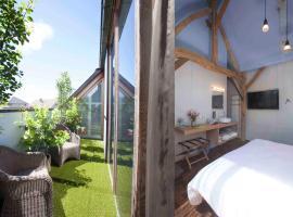 Hotel Restaurant Vous lé Vous, hotel in Hasselt