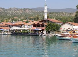 Onur Pension, вариант проживания в семье в городе Калеючагиз