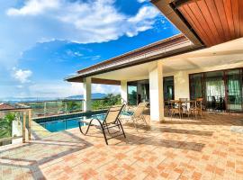 Luxury Seaview Pool Villa at Chalong