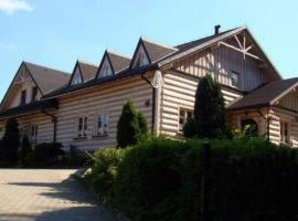 Karczma Kubalonka – hotel w pobliżu miejsca Złoty Groń Ski Lift w Istebnej