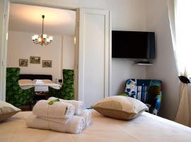 Apartment Galaxino