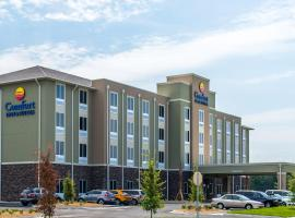 Comfort Inn & Suites Valdosta, hotel in Valdosta