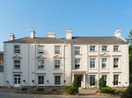 New Bath Hotel & Spa, hotel in Matlock