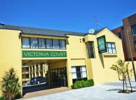 Victoria Court Motor Lodge, motel in Wellington