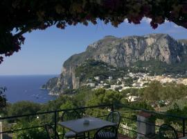 La Reginella, hôtel à Capri