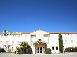 B&B Hôtel Avignon (2), hotel in Le Pontet