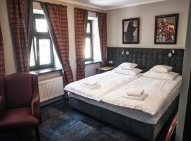 Siedem Komnat Siedmiu Mistrzów, hotel with jacuzzis in Toruń