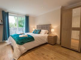 ✪ Ideal Chelmsford ✪ Serviced Moulsham Apartment - 2 Bed Perfect for Broomfield Hospital/Chelmsford City Centre/Shopping/A12