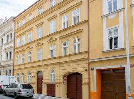 Limes Apartments, Ferienwohnung in Prag