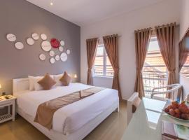 Alba Hotel, hotel in Hue