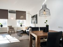 Urban Lodging City Apartment